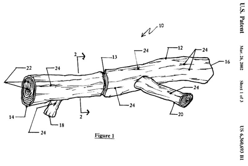 U.S. Patent 6,630,693 Figure 1