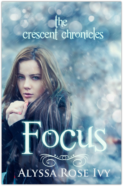 Cover Reveal & Giveaway: Focus by Alyssa Rose Ivy