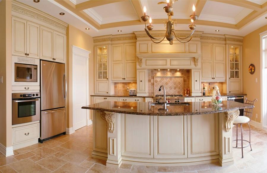 D coration et bricolage d coration cuisine for Deco design pour cuisine