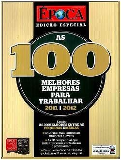 Download Especial 100 Melhores Empresas Para Trabalhar 2011 e 2012