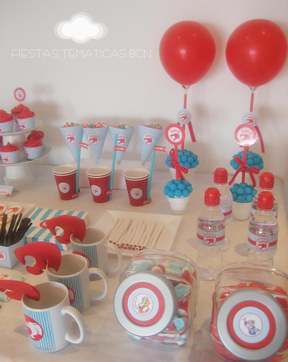 Fiestas tem ticas bcn kits de fiesta imprimibles - Tematicas para fiestas de cumpleanos ...