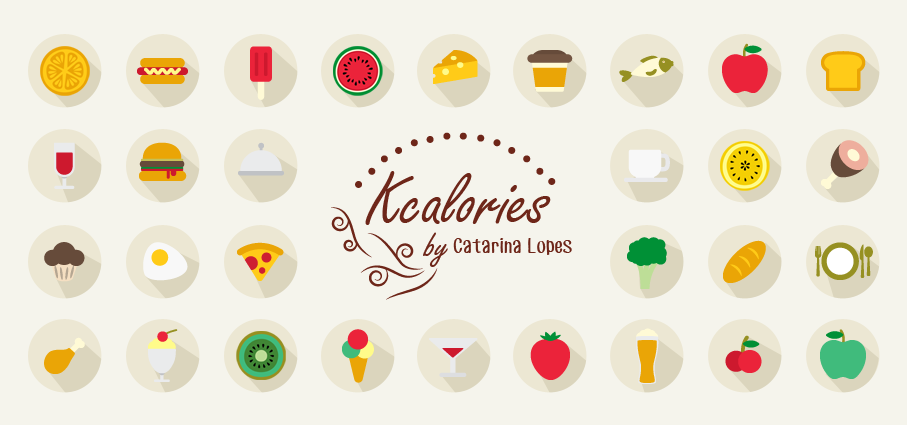 Kcalories by Catarina Lopes