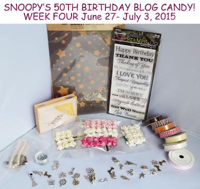 Snoopy's 50th Birthday