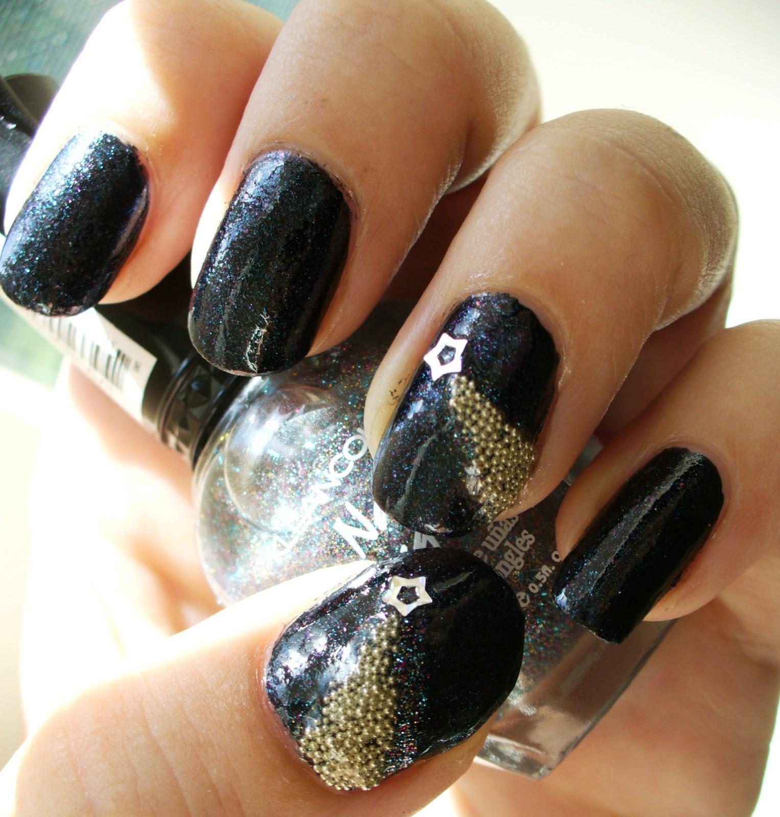 Creatique Caviar Nails En Gewone Mooie Nagels