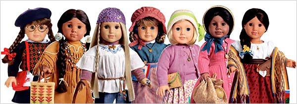 Elizabeth's American Girl Doll Blog!