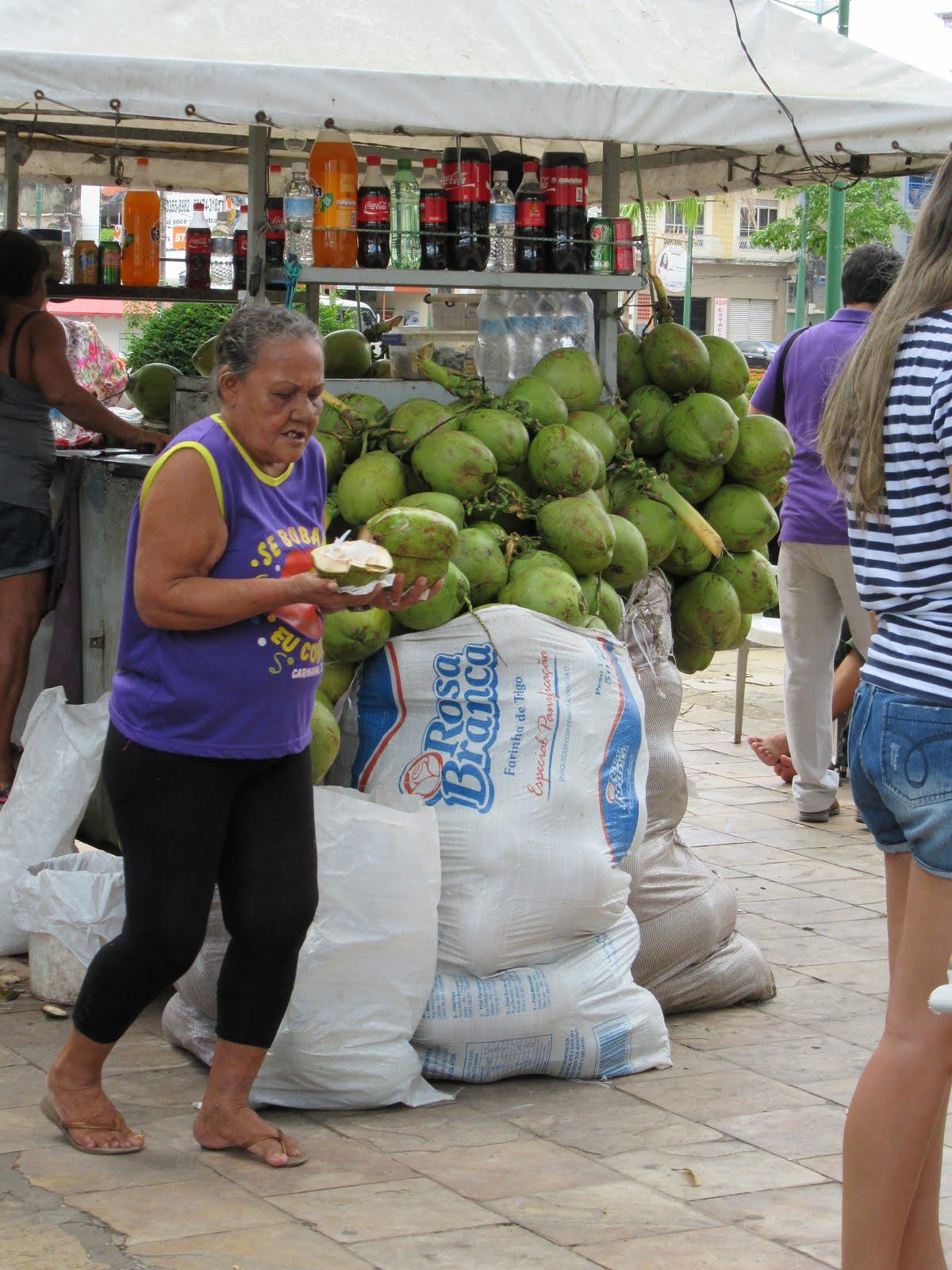 Vivre d'amour et d'eau de coco