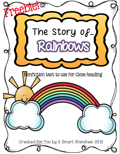 https://www.teacherspayteachers.com/Product/Freebie-The-Story-of-Rainbows-1730789