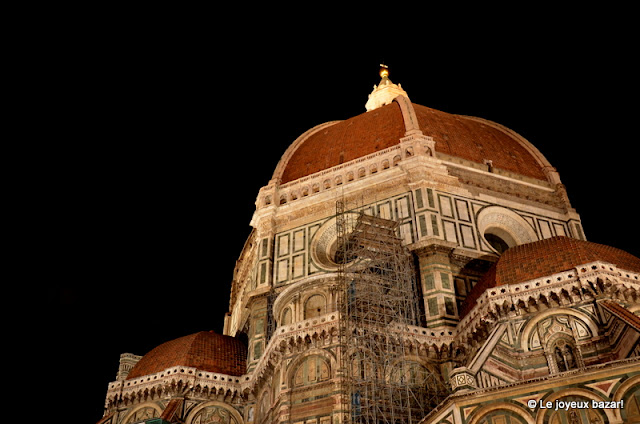 Florence - Duomo by night