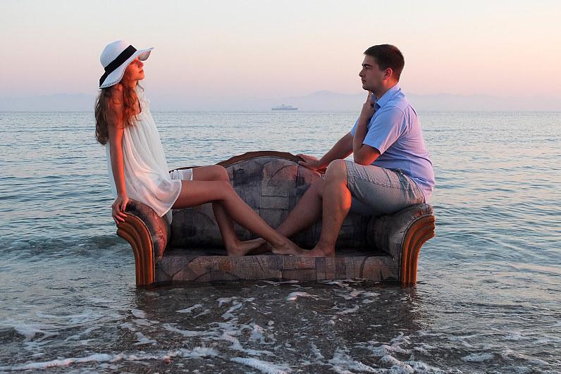 romantiška vestuvių fotosesija užsienyje rodo saloje graikijoje