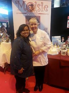 Birmingham International Cake Show 2014