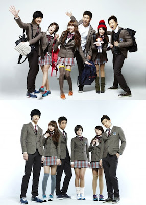 Drama Korea : Dream High