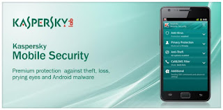 app android Kaspersky Mobile Security