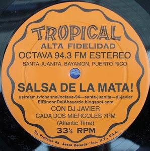 Salsa De La Mata! con DJ Javier