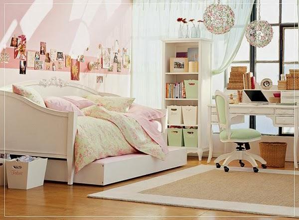 Fotos de habitaciones juveniles peque as dormitorios - Dormitorio juvenil pequeno ...