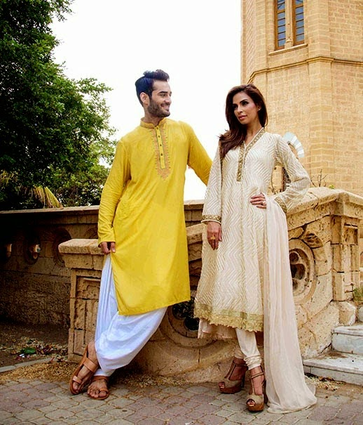 Deepak Perwani Mens Wear Eid Collection