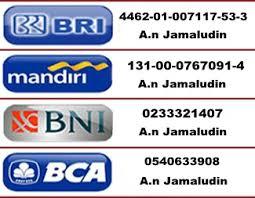 Rekening Bank Pembarayan