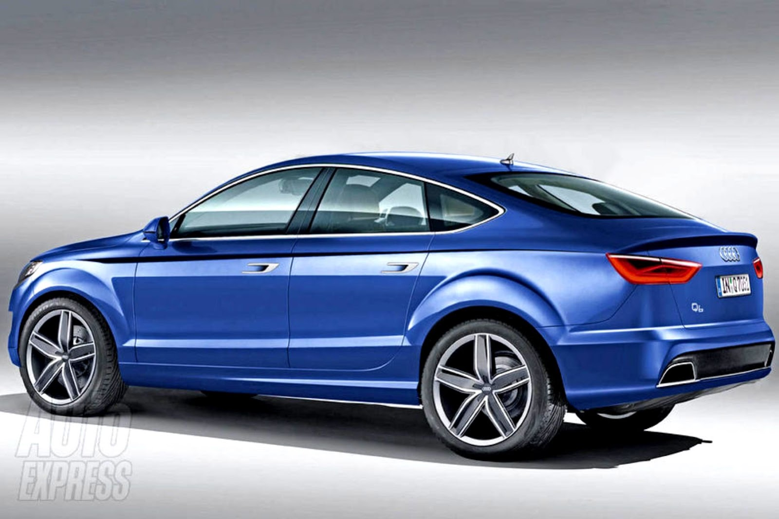 Car al Top 33: AUDI Q6: SUV-COUPE MADY IN INGOLSTADT