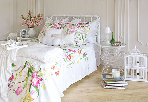 Twc decorando con jaulas for Zara home bedroom ideas