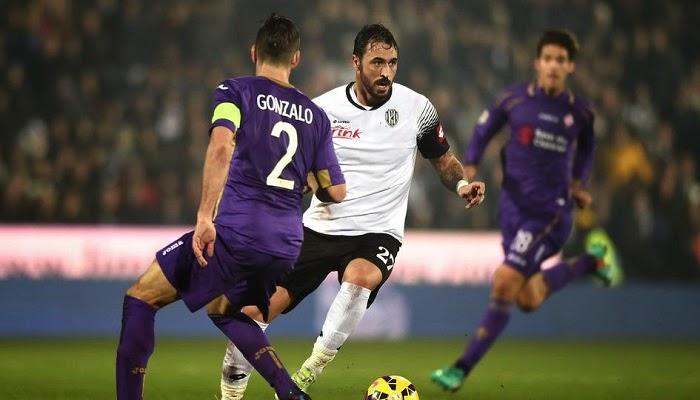 Fiorentina vs Cesena en vivo