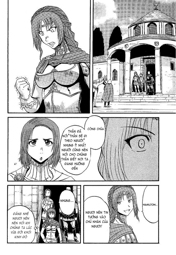 Gate – Jietai Kare no Chi nite, Kaku Tatakeri chap 8 Trang 23 - Mangak.info
