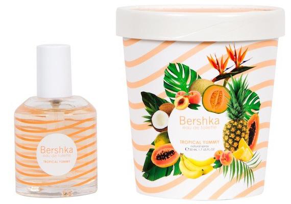 Bershka nuevo perfumes Tropical Yummy Eau de Toilette para verano