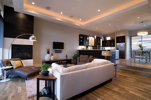 modern interior design2 Help Your Home With Some Home Improvement