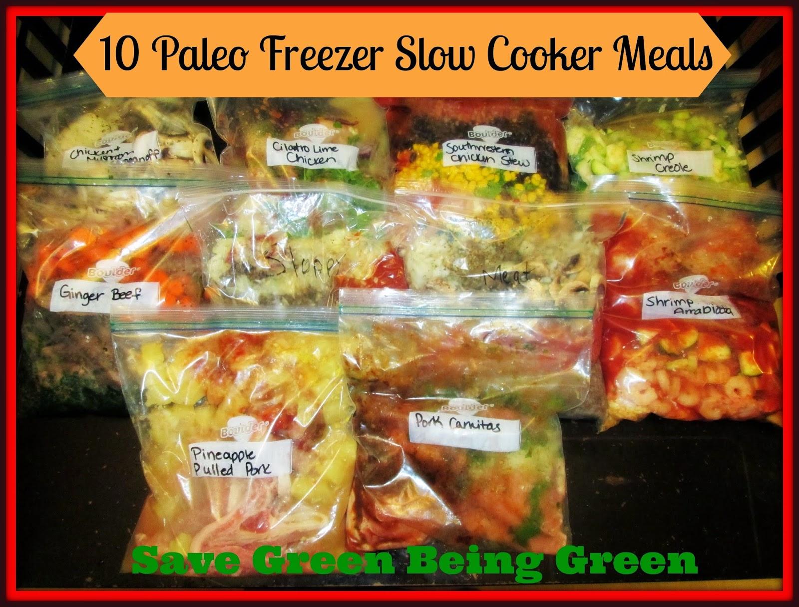 Prepared Paleo Meals