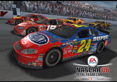 download nascar 2006 game