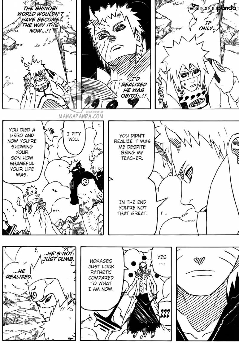 14, Naruto chapter 642   NarutoSub