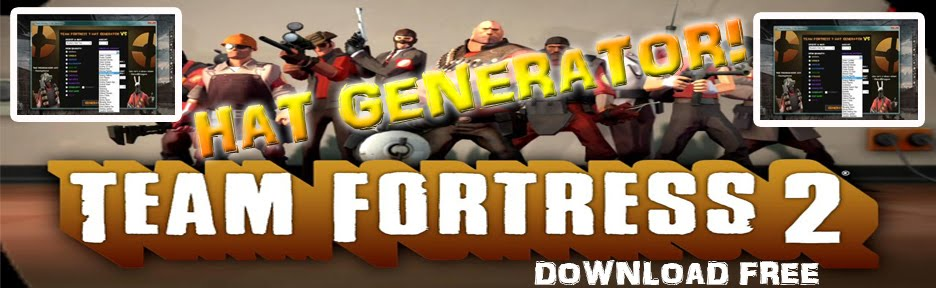 TeamFortress2 Amazing Hat Generator - Fully Working