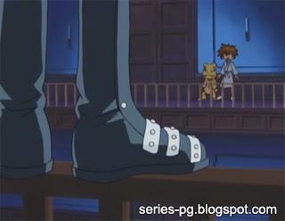 El guerrero de la oscuridad, Devimon - Digimon Adventure 8