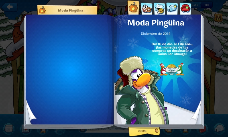 Club Penguin Android