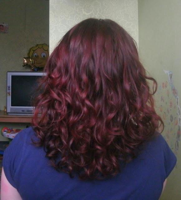 Niedziela dla włosów z olejem krokoszowym i maseczką fitokosmetik :)