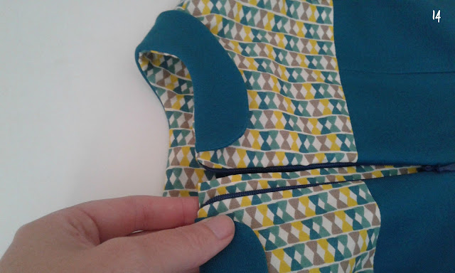 ritsflap tutorial, zipper flap tutorial