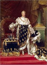 Carlo X° di Borbone-Francia.