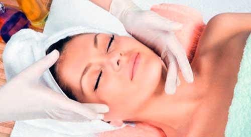 peeling facial exfoliante