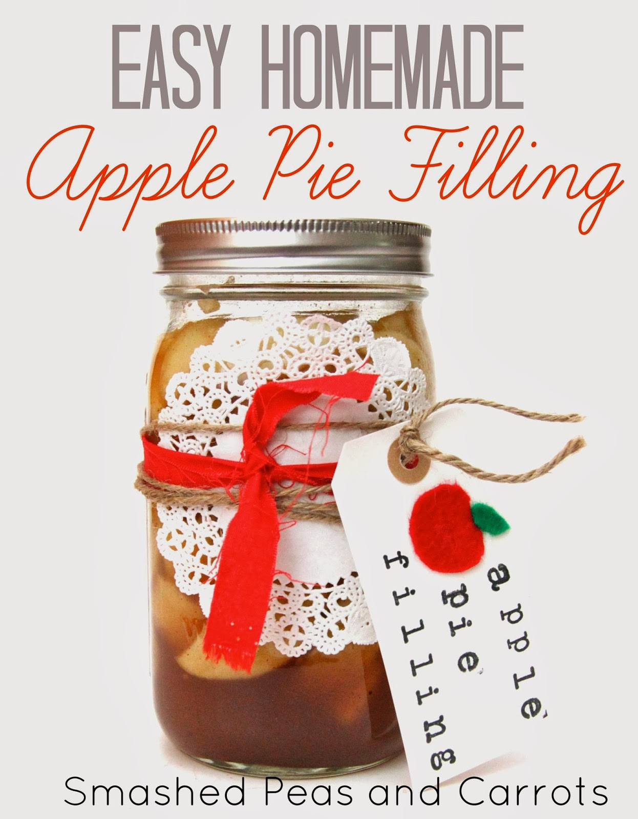 Easy recipes for homemade apple pie
