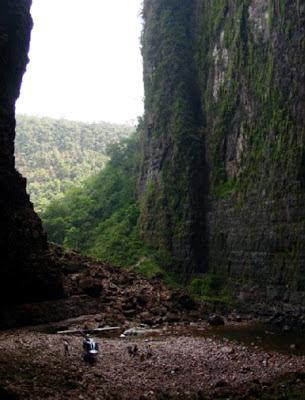 Caverna gigante do Fantasma – Venezuela