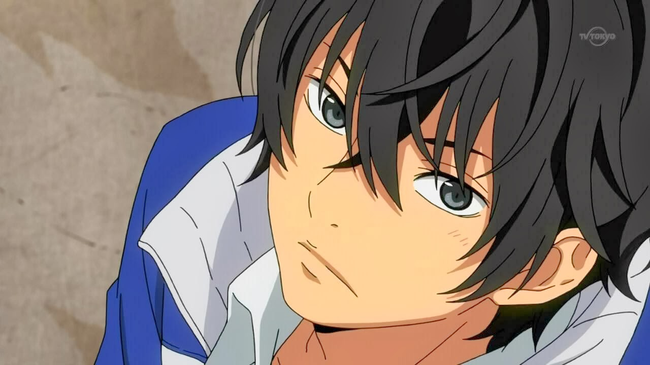 anime boy with black hair and grey eyes wwwimgkidcom