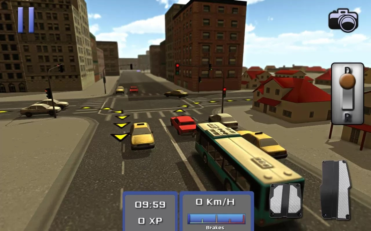 Bus Simulator 3D v1.5.0