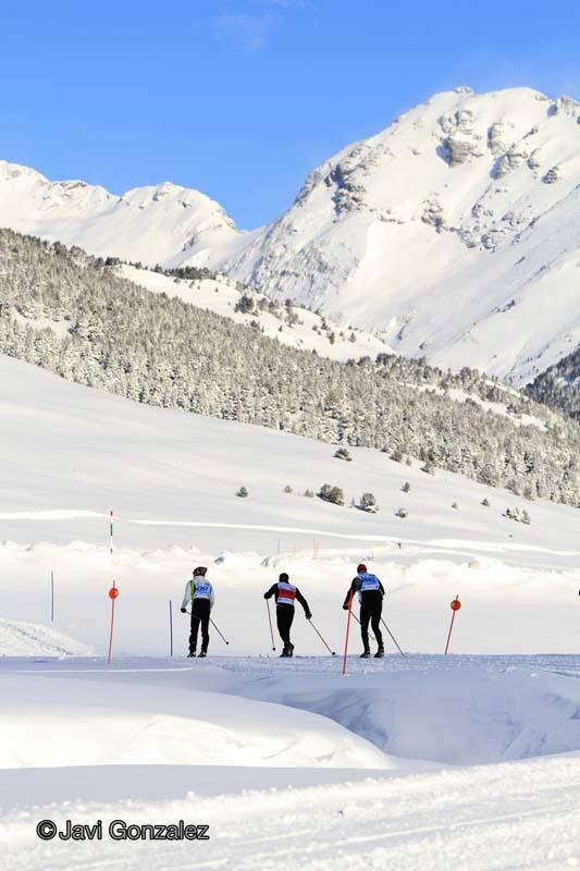 sports, deportes, nieve, snow, Vall d'Aran, Beret, Marxa de Beret