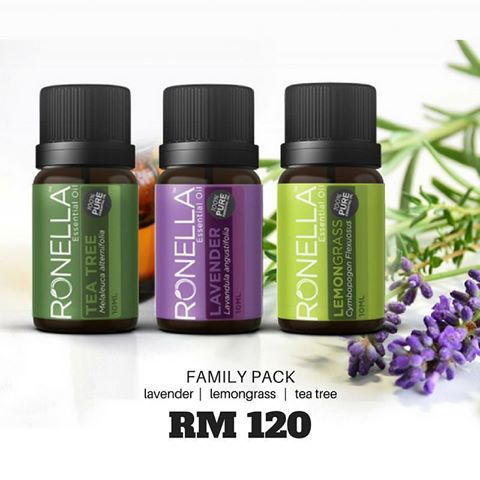 Ronella Essential Oil
