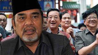 Saya ahli politik veteran, takkan guna perkataan 'lempang' – Tajuddin