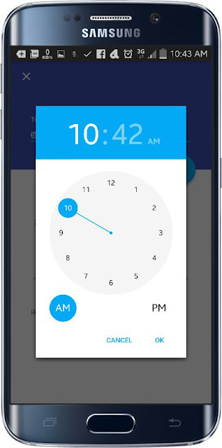Minimal Android அப்ளிகேஷன்