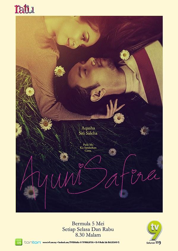 Lagu Tema OST Drama Ayuni Safira TV9