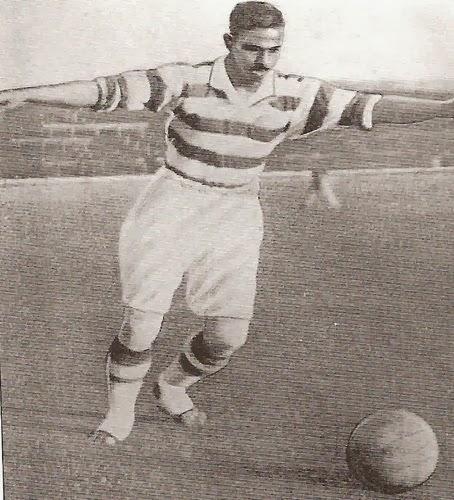 Mohammed Salim fue el primer jugador asiático en jugar en Europa