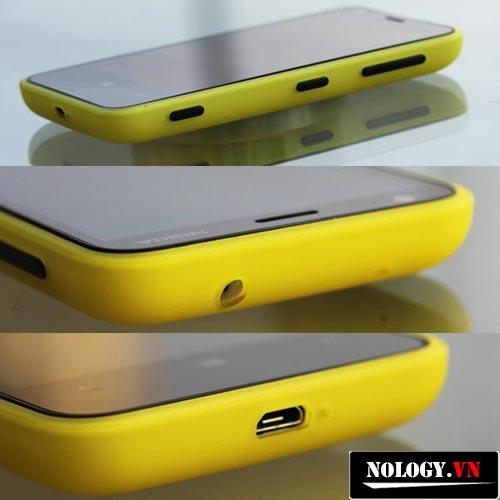 hình ảnh rìa cạnh của nokia lumia 620