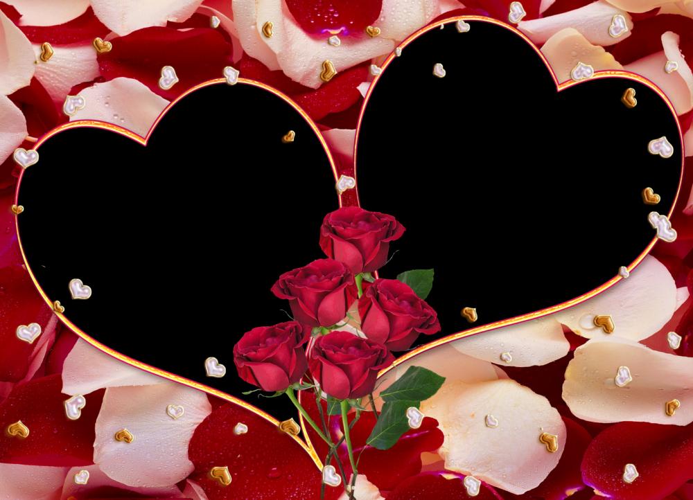 Fotomontajes, efectos, marcos, tarjetas de amor y