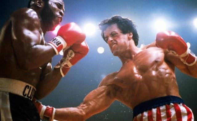 Rocky III in Rocky III, 1982