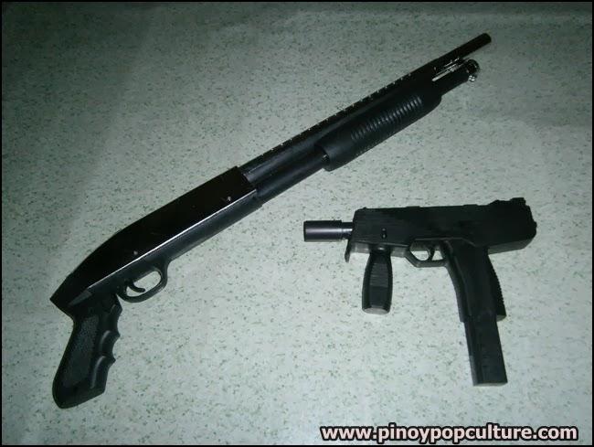 pellet guns, pellet guns